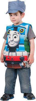 Thomas Tank Costume (Thomas the Tank Candy Catcher Train Engineer Child Costume - Size)