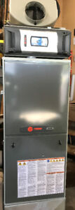 Trane XV95 High Efficiency Dual Stage Gas Furnace & Air Cleaner