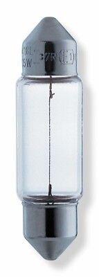 OSRAM Glühlampe Kennzeichenleuchte Kennzeichenlicht C5W 12V 5W SV8 5-8 35mm 6418