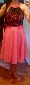 Short, pink and black dresses Windsor Region Ontario image 1