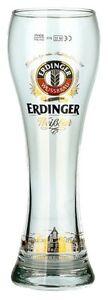Erdinger Weissbier German Pint Beer Glass (NEW DESIGN)