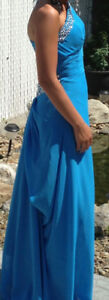 Blue Dress For Wedding Guest