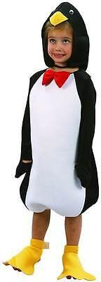 Kleinkind Pinguin Kostüm (PINGUIN-KLEINKIND, JUNGE KINDER KOSTÜM #DE)
