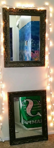 Twin mirrors each $25 or both $40 call 5873354558