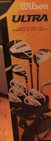 Brand new- wilson golf clubs  still  In box/ never used