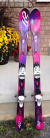 Beautiful skis, boots, poles