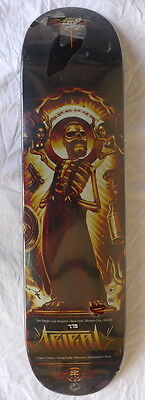 Genuine Tribal Gear Skatedeck - Collectors Item - Vicious by Munk - New
