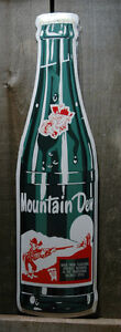 METAL-GIANT-MOUNTIAN-DEW-BOTTLE-TIN-SIGN-SODA-MAN-CAVE-SIGNS