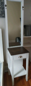 Bedside Table Mirror