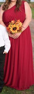 Bill Levkoff bridesmaid/prom dress