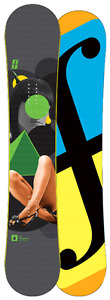 Forum snowboard (youngblood double dog)