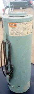 Gullco 10 A-20 Portable Welding Electrode Stabilizing Rod Oven