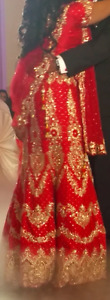 Bridal lengha for sale!!