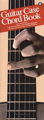 Guitar Case Chord Book by Peter Pickow