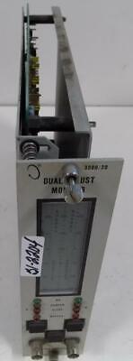Bently Nevada 3300 Dual Thrust Monitor 81333-01 Rev F
