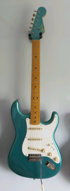 Fender Squier Classic Vibe Series 50's Strat Stratocaster Guitar