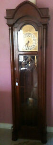 Amazing Canadian 100 year old Grandfather Clock