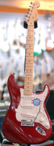 Mint 2009 Fender Stratocaster USA- Candy Cola- New!