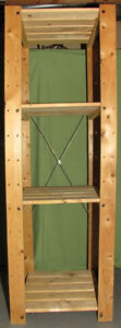 Ikea STEN - Modular Shelving System. Extras available too.