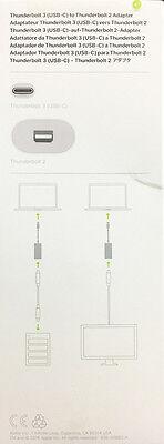 Apple Mmel2ama, Thunderbolt 3 (Usb-c) To 2 Adapter 3