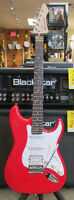 Barracuda Red Electric Guitar Humbucker NEW MIKES MUSIC