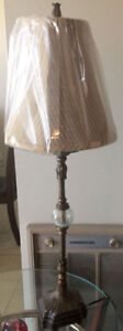 Great quality table lamps: $35 each