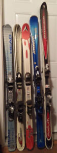 Head Atomic Rossignol Downhill Carving Skis in Crowsnest Pass