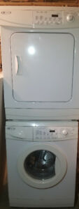 SOLD!!! Maytag Apartment size washer and dryer