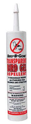 Bird-B-Gone  Bird Repellent  Gel  1  10 oz. 0.03 sq. ft.
