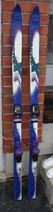 163 cm KASTLE downhill skis