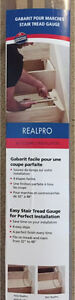 RealPro Stair Tread Gauge...New!!!