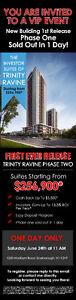 TRINITY RAVINE TOWERS CONDO Scarborough BEST INVESTMENT
