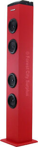 Brand New - BLUETOOTH TOWER SPEAKER SYSTEM - Great Price !!
