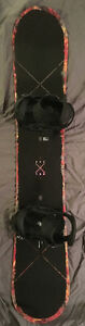 Burton Custom X 158 cm with Cartel EST bindings
