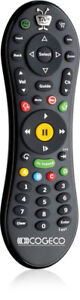 COGECO TIVO REMOTE IN EXCELLENT CONDITION