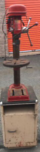 Drill Press and Stand