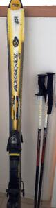 Ensemble de ski botte et casque