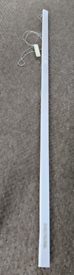 Vertical blind hanging rail