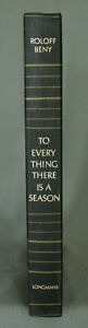 Rare Boxed First Edition - To Everything There Is a Season London Ontario image 4