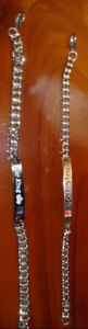 Brand New Couples titanium bracelet sets 2 styles available