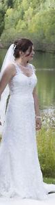 Superbe robe de mariée 2016