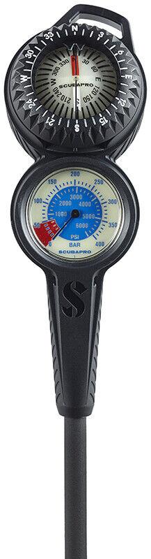 Scubapro 2-Gauge SP Console with FS-2 Compass