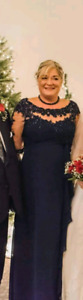 Mother Of The Bride Gown/Special Events Gown Size 16.