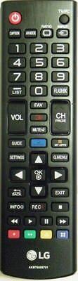 New Genuine OEM LG Remote Control AKB75055701