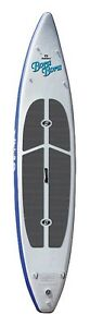 Solstice Bora Bora Inflatable Stand up Paddleboard 12.5-Feet NEW