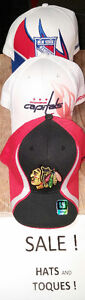 BLOWOUT SALE! NFL and NHL Licensed Hats Cambridge Kitchener Area image 1