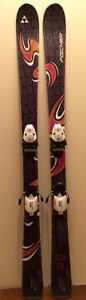 Skis and Boots - Fischer Koa 78 skis 150 cm and Dalbello Aspire