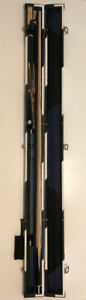 "New 57"" Handmade 3/4 Piece SNOOKER CUE + CASE + 2 EXTENSIONS"
