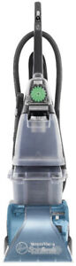 Hoover SteamVac SpinScrub 12-Amp Upright Steam Cleaner w/ Clean