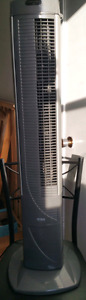 Tower Oscillating Fan